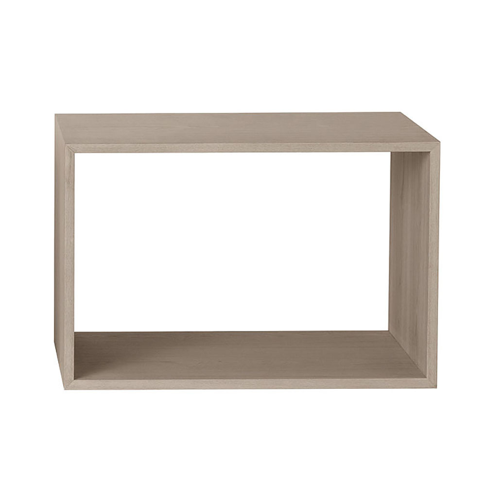top3 by design muuto new nordic muuto stacked shelf open ash l. Black Bedroom Furniture Sets. Home Design Ideas