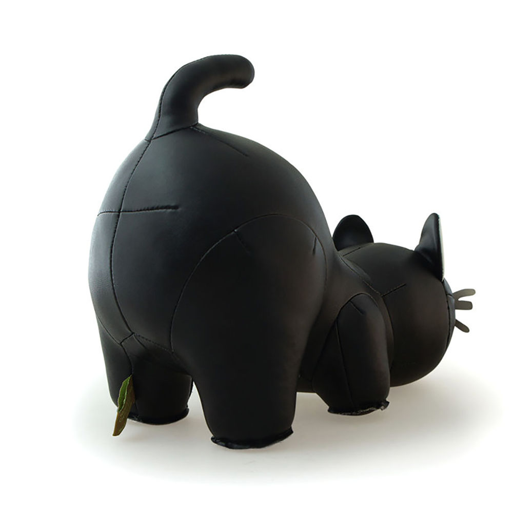 Black Cat Bookends