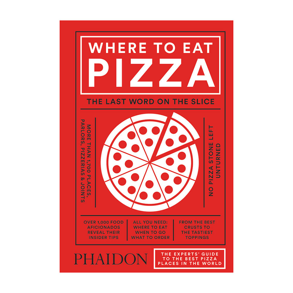 top3 by design   phaidon press   where to eat pizza book