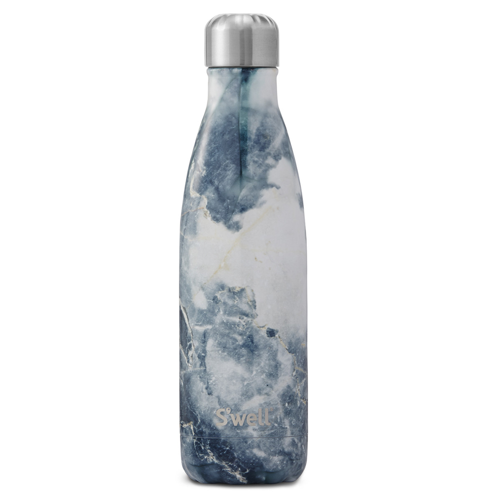 Top3 By Design Swell Swell Bottle 750ml Blue Granite