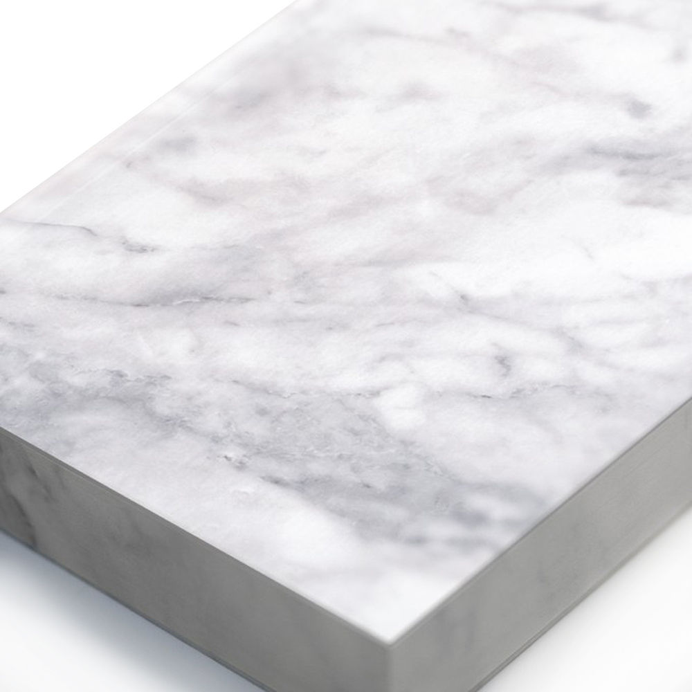 Slab Lined Notebooka Statuario Marble on Lined Paper Layout