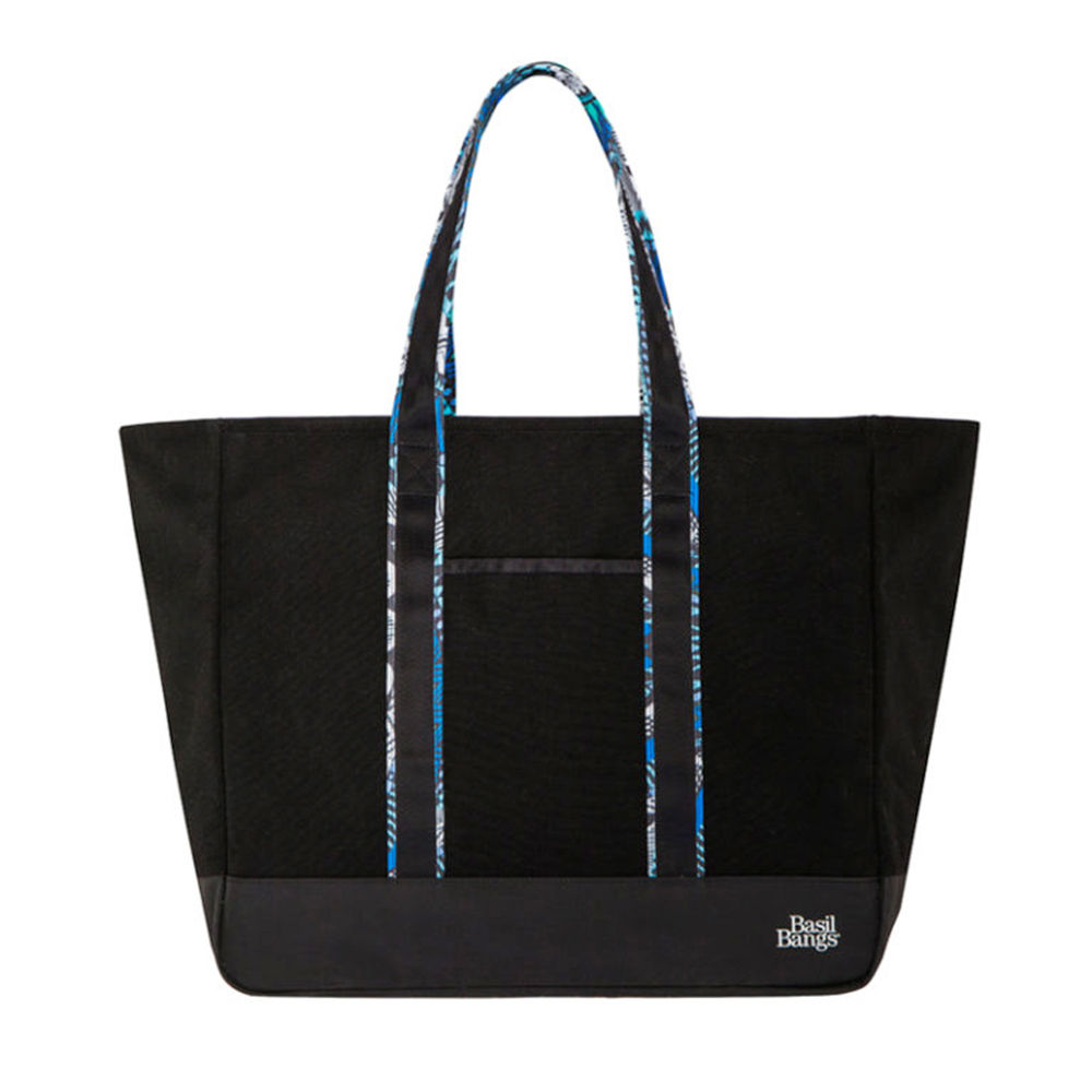 Top3 By Design Basil Bangs The Daily Tote 1964 Black Top Rust Additional Images