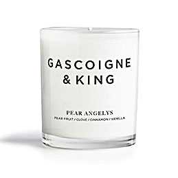 gascoigneandking candle pear 800