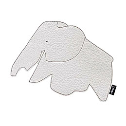 vitra elephant pad snow white 800