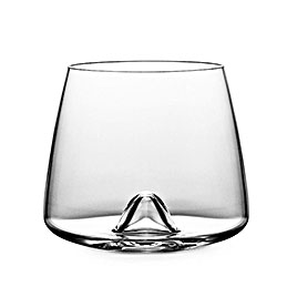 normann whiskey glass frontview 800