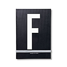 designletters notebook f 800