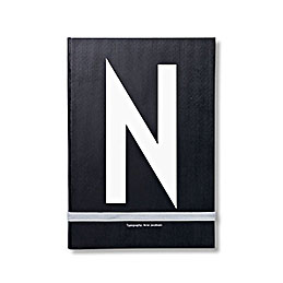 designletters notebook n 800