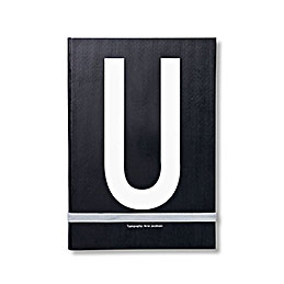 designletters notebook u 800