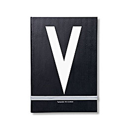 designletters notebook v 800