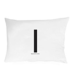 desingletters pillowcase i 800