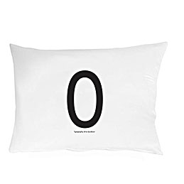 desingletters pillowcase o 800