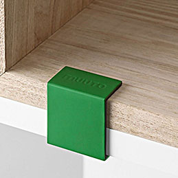muuto stacked clips green 800