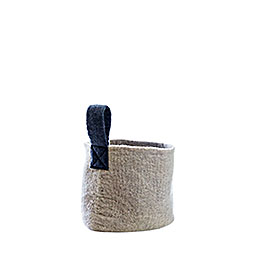 aveva felt basket grey 1293 1000