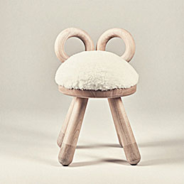 elements optimal sheep chair sand tone 1000