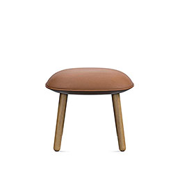 normann copenhagen tangoleather footstool2 1000
