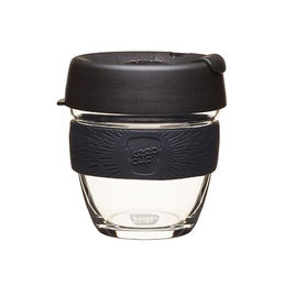 keepcup black 8oz 1000