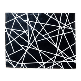 basilbangs geometric tar placemats 1000