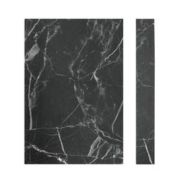 slab notebook black marble flatlay etched 1000