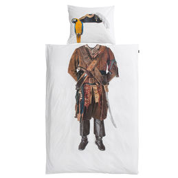 quilt cover set pirate single 1 1000
