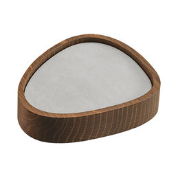 lind dna curved box smoked oak grey coasters 1000