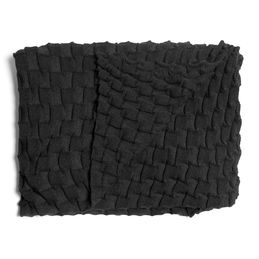 dhs curly throw anthracite folded 1000