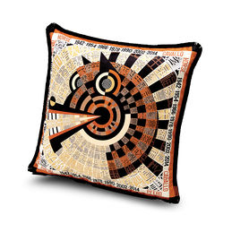 missoni home cushion oroscopo horoscope cushion horse single 1000