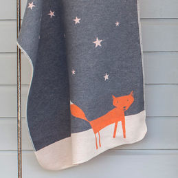 david fusseneger blanket fox starry skies 1 1000