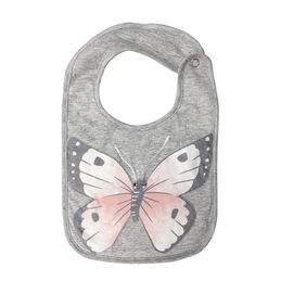 mister fly face bib butterfly 1000