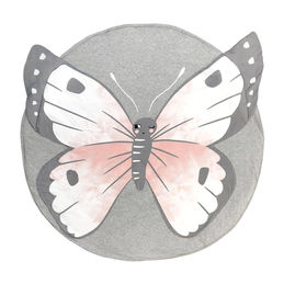 mister fly playmat butterfly 1 1000