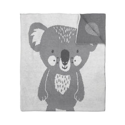 mister fly knitted blanket koala 1000