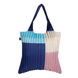 loqi pleated shopping bag cloud 1000