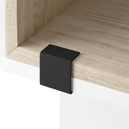 muuto stacked clips black 1000