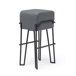 puik design grey bokk bar stool etched 1000