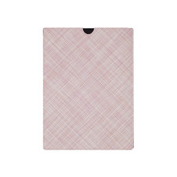 chilewich tablet sleeve large basketweave blush main 1000