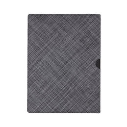 chilewich laptop sleeve large basketweave cool grey main 1000