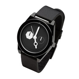 aark collective timeless watch onyx 1000