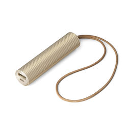 lexon fine tube power bank light gold main 1000