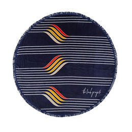 the beach people starboard round towel main 1000