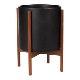 modernica cylinder black walnut extra large main 01 1000