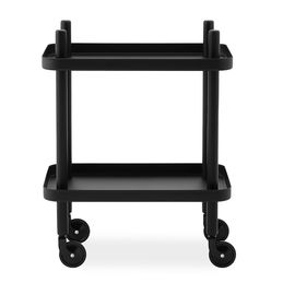 normann copenhagen block table black black main 1000