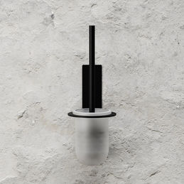 nichba toilet brush black 1000