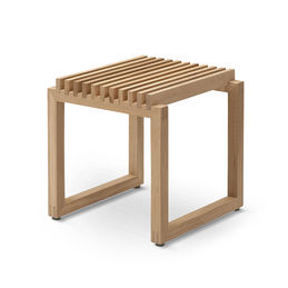 skagerak cutter stool oak 1000