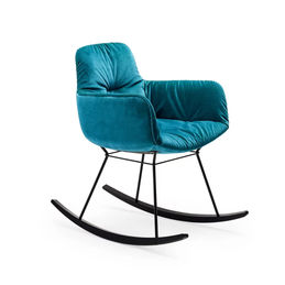 freifrau leya rocking chair s blue 1000