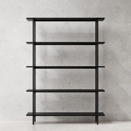 nichba bookcase large 1000