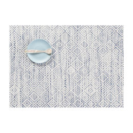 chilewich placemat mosaic blue 1000