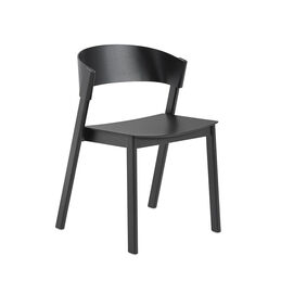 muuto cover side chair black 1000