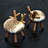 bambi stool pair dark background 800