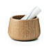normann craft mortar pestle white side 800
