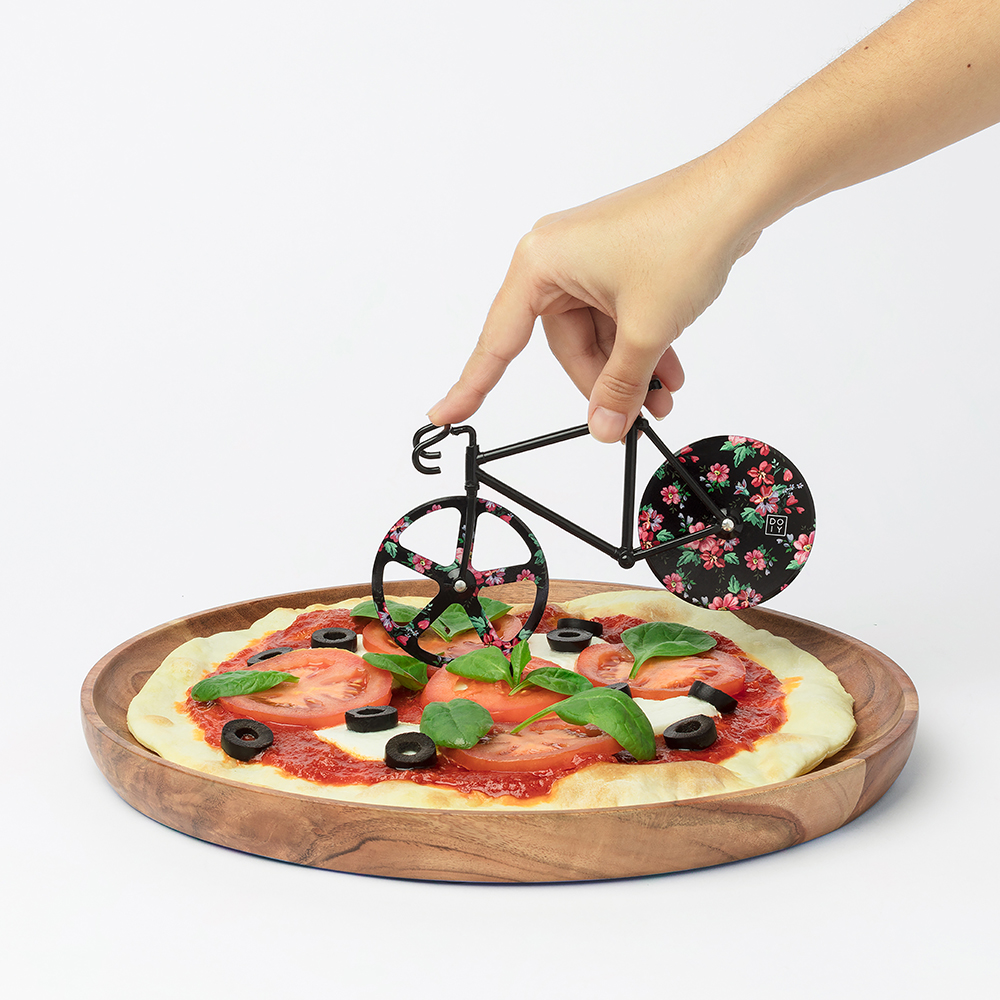 doiy fixie floral pizza cutter 1 1000