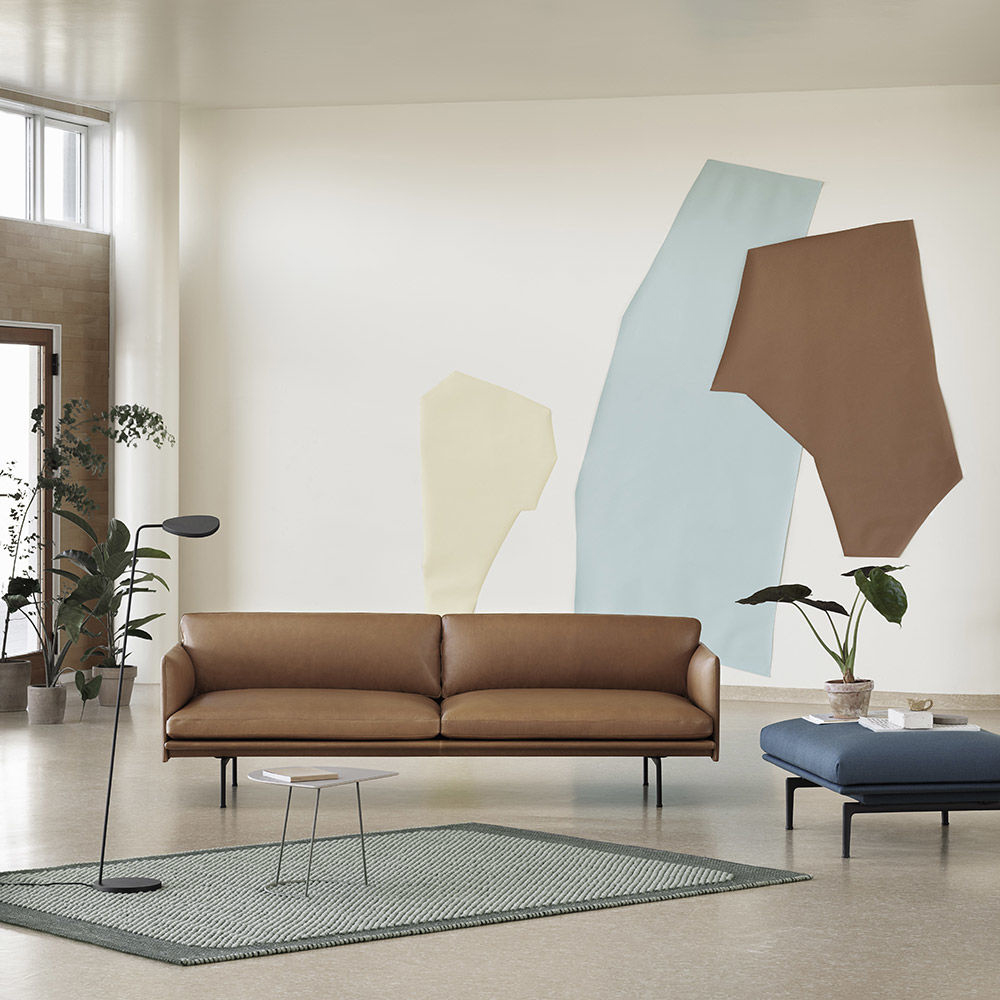 muuto pebble rug dark grey 3 1000